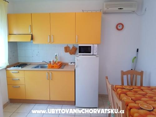 Apartmanok Marko Sevid - Marina – Trogir Horvátország