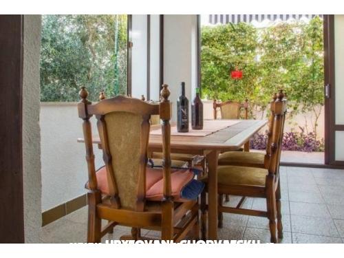 Appartementen Martin - Sevid - Marina – Trogir Kroatië