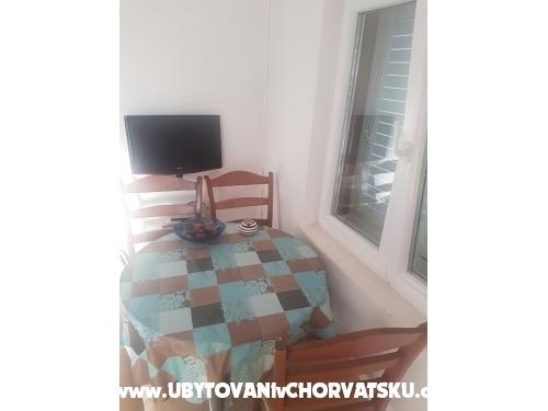 Apartmány Pralija - Marina – Trogir Chorvatsko