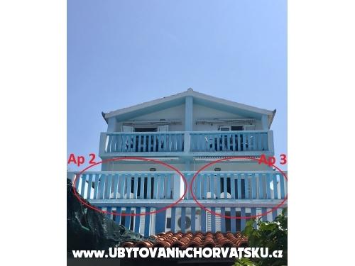 Appartamenti Mirjana - Marina – Trogir Croazia