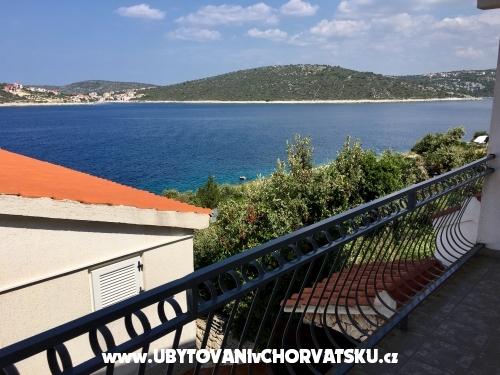 Apartmány Mirjana - Marina – Trogir Chorvátsko