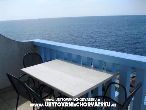 Апартаменты Mirjana - Марина Хорватия
