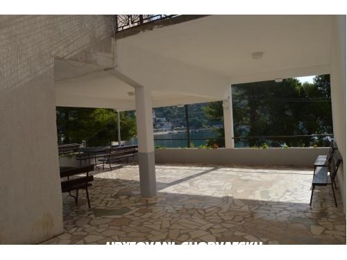 Apartm�nts Bijeli Galeb - Marina � Trogir Chorv�tsko