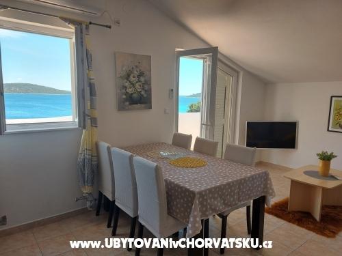 Appartements Erceg - Marina – Trogir Croatie