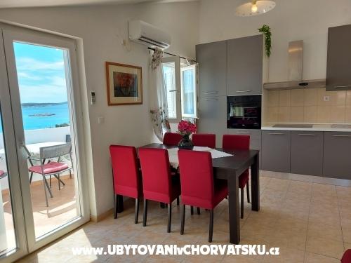 Apartmány Erceg - Marina – Trogir Chorvátsko