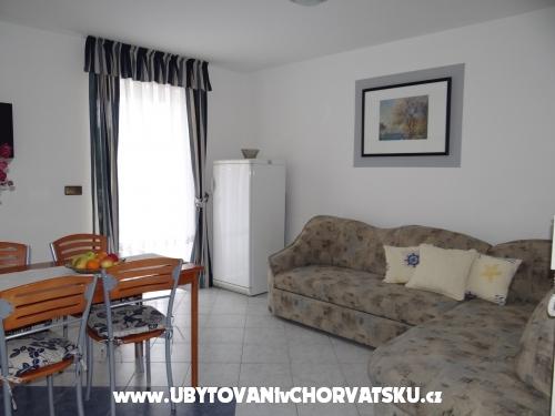 Apartmány Luka - Marina – Trogir Chorvátsko