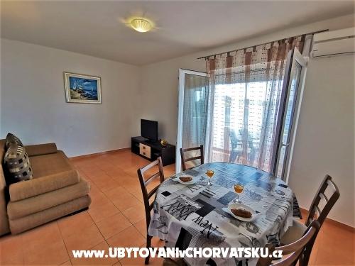 Ferienwohnungen Mirakul - Sevid - Marina � Trogir Kroatien
