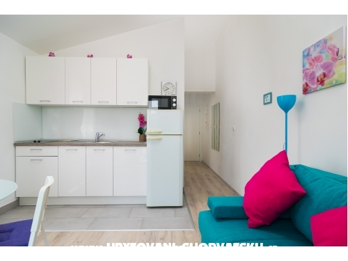 BayBeach Apartmány Sevid - Marina – Trogir Chorvatsko