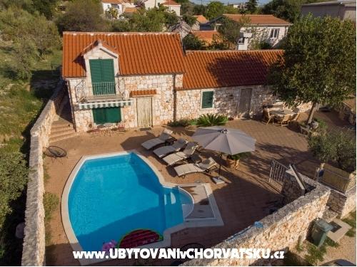 Prázdninový dom Niva - Marina – Trogir Chorvátsko