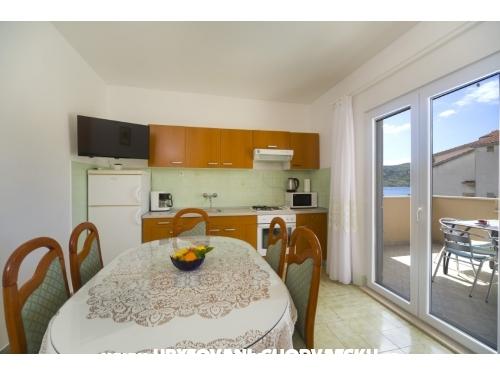 Apartments Kuvek - Marina � Trogir Croatia