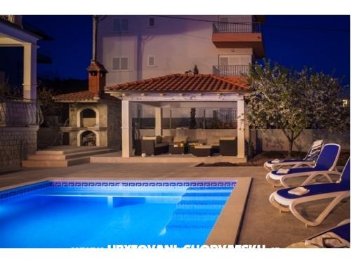 MiL Mare Holiday Apartmán - Marina – Trogir Chorvatsko