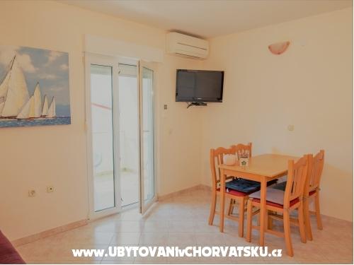 Apartamenty Petra - Marina – Trogir Chorwacja