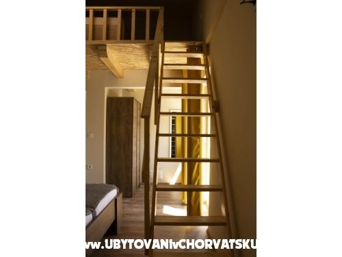 SAMSON rooms - Marina – Trogir Croatie