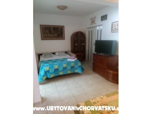 Studio i Maison de vacances Maestral - Marina – Trogir Croatie