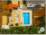 Holiday house Nena con piscina - Marina – Trogir Croazia