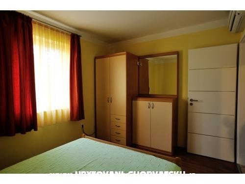 Apartmány Tamaris - Martinšćica Chorvatsko