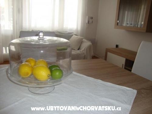 Apartman Zlata - Maslenica Horvátország