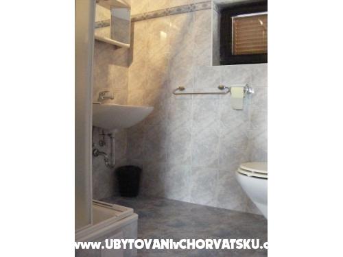 Apartmani Budiša - Maslenica Hrvatska