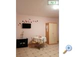 Apartmány Budiša - Maslenica Chorvatsko