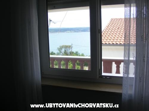Apartmaji Budiša - Maslenica Hrvaška