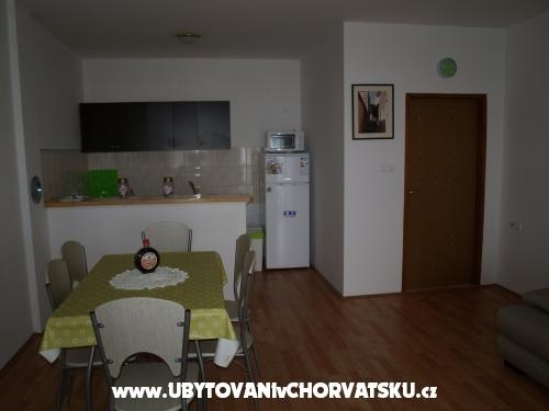 Apartmány Maricic - Maslenica Chorvatsko