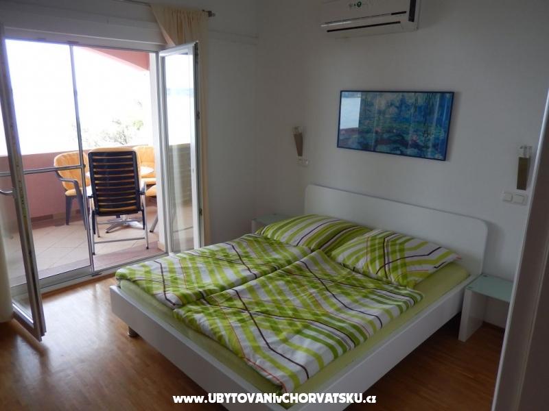 Apartmaji Villa Maslina - Maslenica Hrvaška