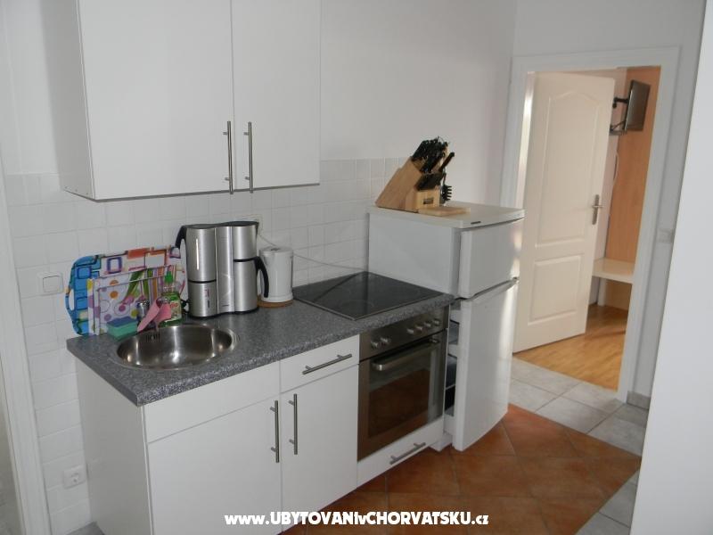 апартаменты Villa Maslina - Maslenica Хорватия
