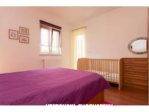 Appartement Oliva D1 mit Pool - Medulin Kroatien