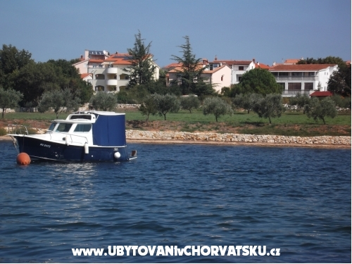 Apartmány Ciceran - Medulin Chorvatsko
