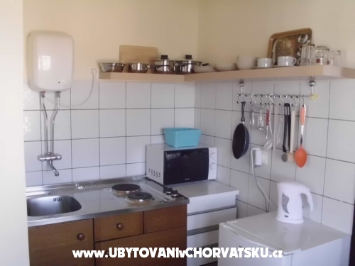 Appartement Mutica - Medulin Croatie