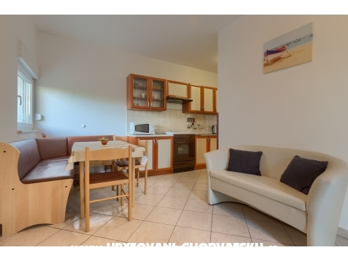 Appartements Roberto - Medulin Croatie