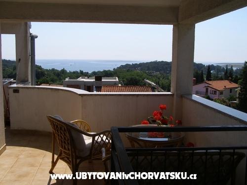 Apartmanok Vera - Medulin Horvátország