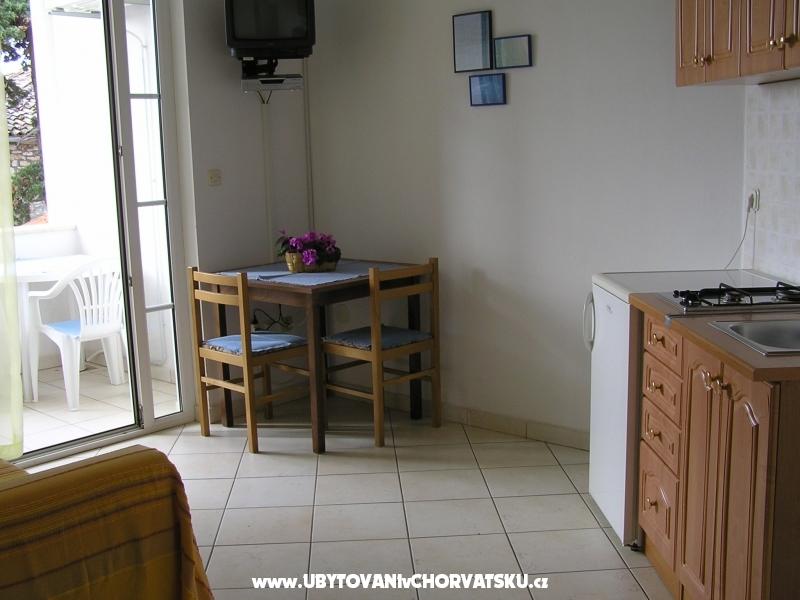 Apartmanok Paloma blanca - Oaza Reg - Medulin Horvátország