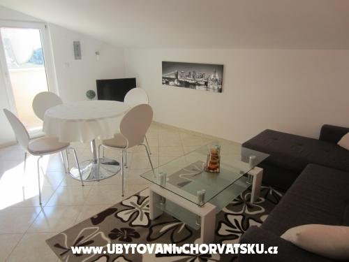 Apartm�ny Sara - Medulin Chorvatsko