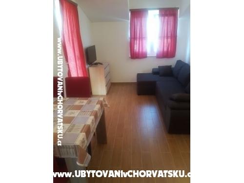 Appartementen Zova - Medulin Kroatië