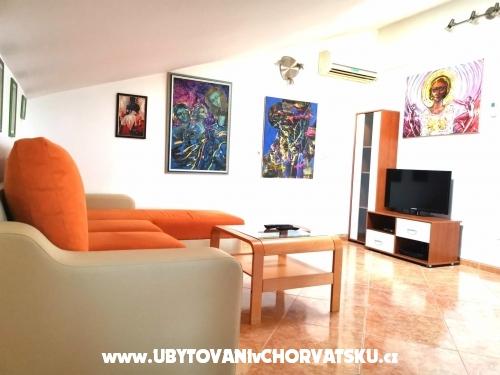 Apartmány Regi - Medulin Chorvátsko