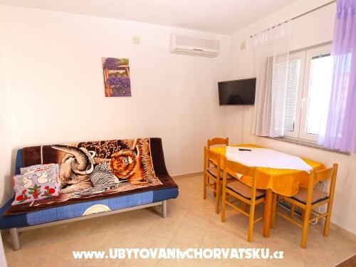 Apartmány Mila - Medulin Chorvátsko
