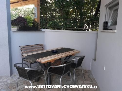Appartements SUNI - Medulin Croatie