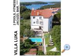 Villa Luka - pool, sauna, fitness