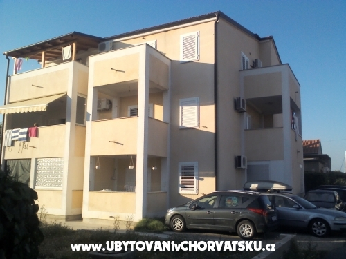 Appartement Betina - Murter Croatie