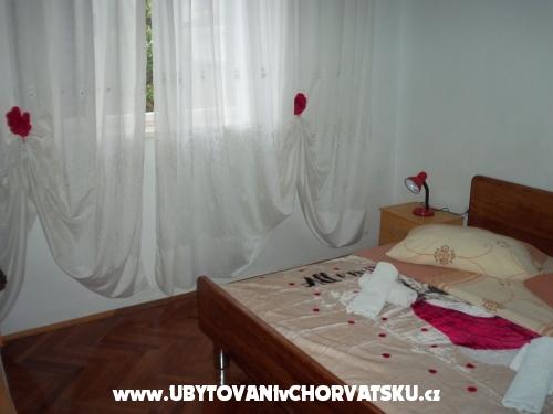 Apartmaji A.Jelovčić - Murter Hrvaška