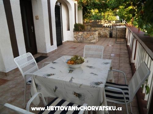 Apartamenty Florijana - Murter Chorwacja