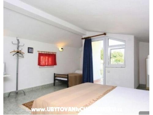 Apartmanok Kovačić - Murter Horvátország