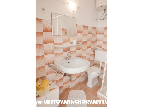 Apartmány Lapov - Murter Chorvatsko