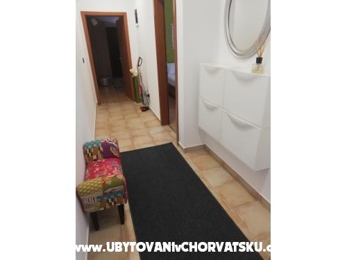 Apartmány Lidija - Murter Chorvatsko