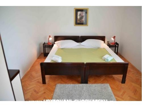 Apartmanok Milka - Murter Horvátország