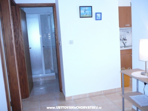 Appartements Stela - Murter Kroatien