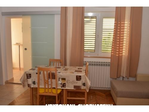 Apartmány Tomas - Murter Chorvátsko