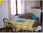 Appartements Carevi dvori - Murter Kroatien