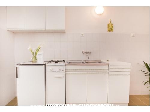Appartements Lapov - Murter Croatie